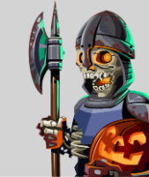 Halloween Warrior