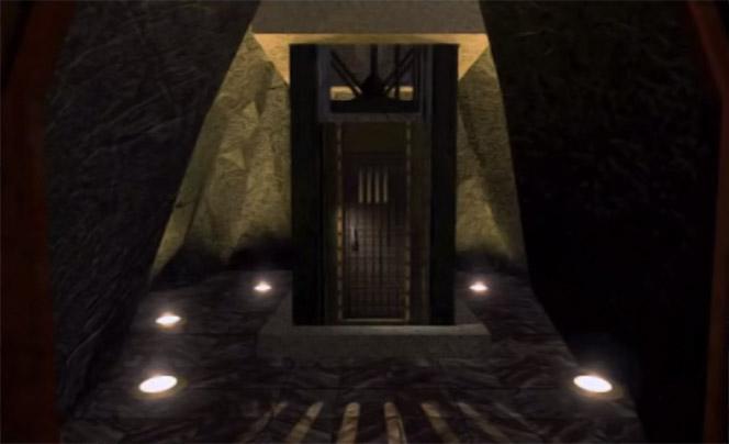 Myst 1993 screenshot