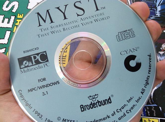 Myst CD