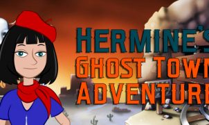 Hermine's ghost town adventure