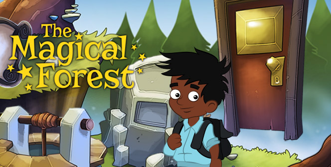 the magical forest carmel games carmel games